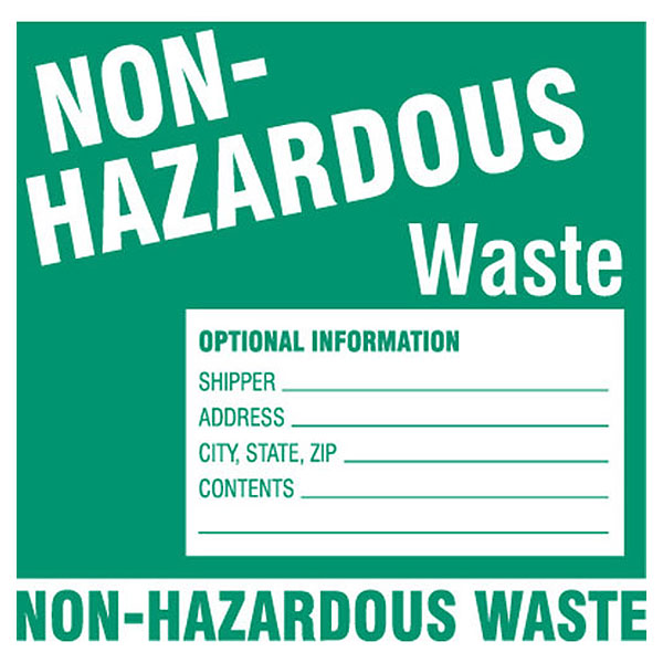 picture regarding Free Printable Hazardous Waste Labels referred to as Drum Labels