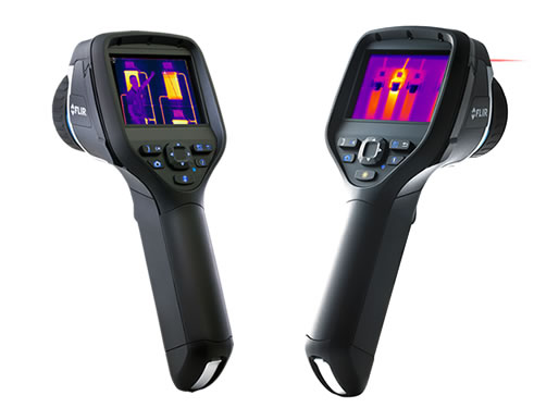 FLIR E40 Thermal Imaging Cameras