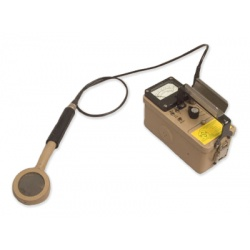 Ludlum Model 2 Radiation Monitor (Alpha, Beta, Gamma)